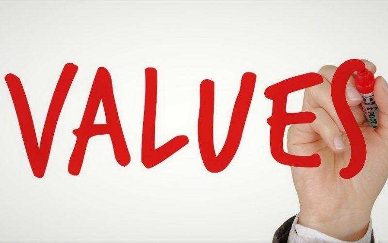 Valores empresariais: para quê?