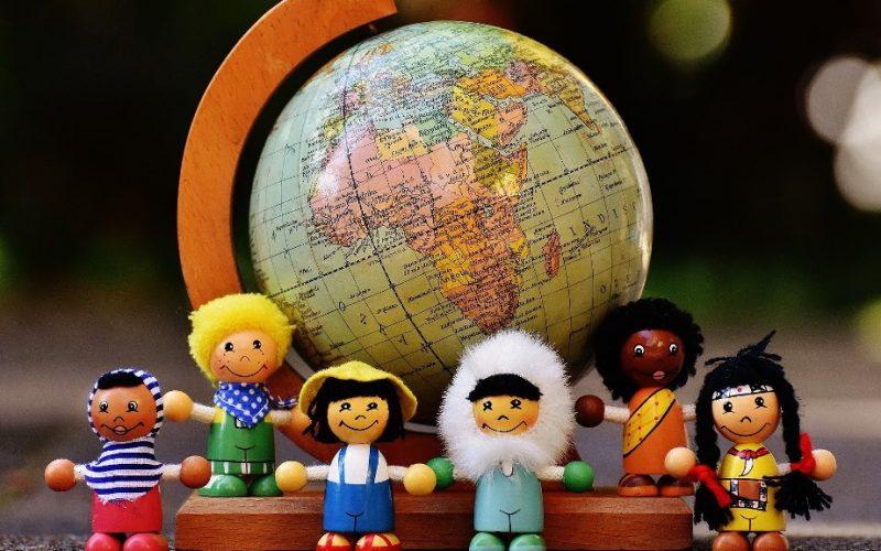 O mundo é a minha aldeia