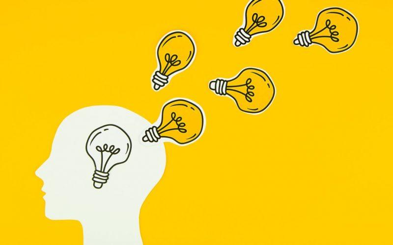 Muitas ideias ou boas ideias? O que é melhor?