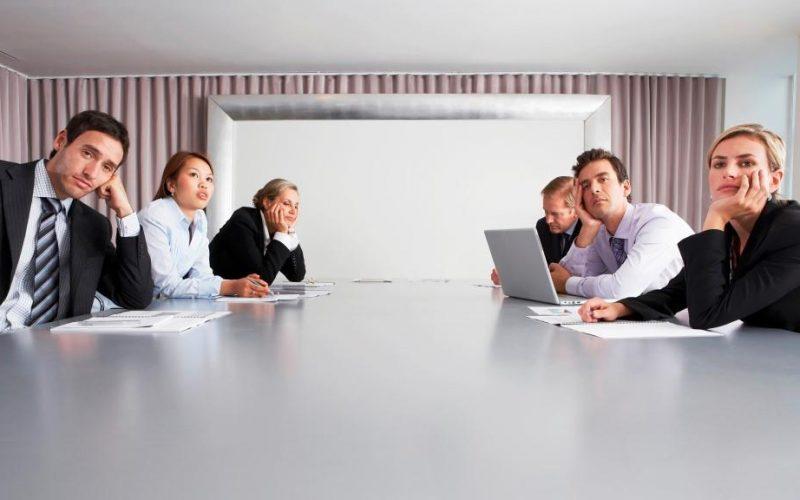 Qual é a cultura de reuniões na sua empresa?