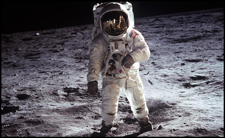Mais raro que ir à Lua