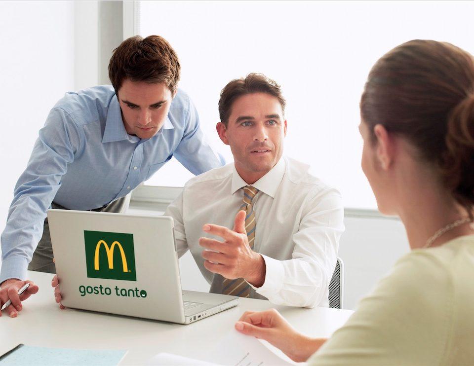 Consulting House - Caso de Sucesso - McDonalds